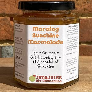 Jim And Jules Morning Sunshine Marmalade